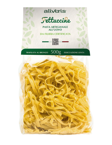 FETTUCCINE ALL'UOVO - ALIVERIS